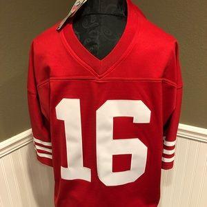 Joe Montana jersey